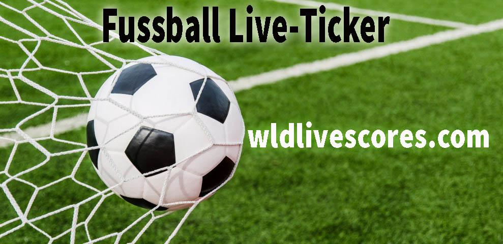 Fussball Live Ticker